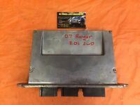 2007 Ford Ranger 3.0L Engine Computer Unit ECU ECM OEM *7L5A-12A650-AYF*