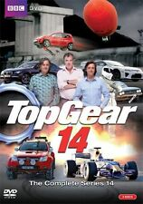Top Gear - Series 14 [DVD] NEU Jeremy Clarkson Motorsport