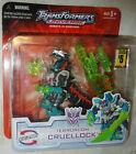 TRANSFORMERS UNIVERSE RID TERRORCON CRUELLOCK (2006) Hasbro Toy Figure Rare~NEW