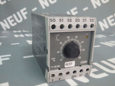 CRSW54ZV  - JUMO -  CRSW-54/ZV / TEMPERATURE CONTROLLER 22VAC 5A     NEUF NEW