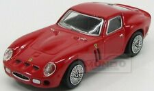 Ferrari 250 Gto Coupe 1962 Red Burago 1:43 BU31129R