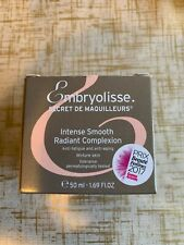 Embryolisse Secret De Maquilleurs Intense Smooth Radiant  50ml Brand New