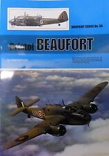 Warpaint Series No.50 - Bristol Beaufort             40 Pages       Book