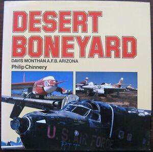 Desert Boneyard by Philip Chinnery (Hardback, 1987)