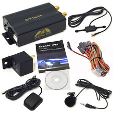 Auto Car GSM SMS Vehicle Car GPS Tracker Device TK103A Alarm System VG3 2017 KY
