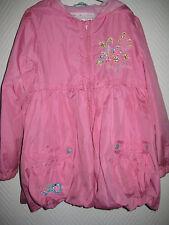 Pampolina.com manteau veste fille 98 cm Impermeable Mädchen Mantel Jacket coat