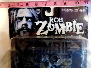 Rob Zombie 2000 SPAWN The Ultimate In Human Agony w/ Diorama  BR
