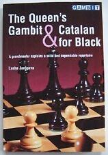The Queen's Gambit & Catalan For Black, (Lasha Janjgava)