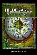 Hildegarde de Bingen by Regine Pernoud (1998, Hardcover)