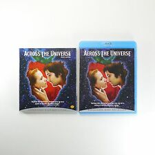Across the Universe Blu-ray [Korea Edition, Region Free, 1Disc] 2007