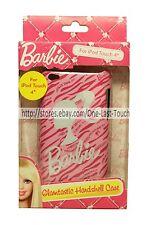 BARBIE Sleek Profile FITS iPOD TOUCH 4 Durable Hardshell Case GLAMTASTIC Sakar
