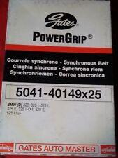 CORREA DISTRIBUCION BWM 320-323-325, GATES 5041,  40149X25, NUEVO