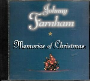 JOHNNY FARNHAM - MEMORIES OF CHRISTMAS - Rare Oz CD 1995 - JOHN - Xmas Carols