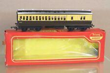 Triang Hornby R333 GW Gwr Schokolade Creme Clerestory Bremse Coach 2316 Np