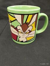More details for warner bros. vintage  wile e coyote staffordshire (1998) mug