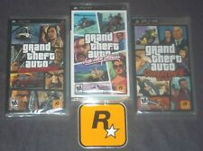 Grand Theft Auto (PSP TRILOGY) Liberty City & Vice City Stories + Chinatown Wars