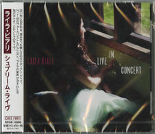 LAILA BIALI-SUPREME LIVE-JAPAN CD F30
