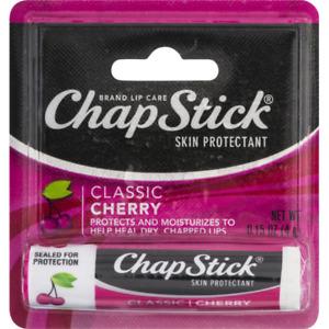 4 X ChapStick  different Flavors , Skin Protectant Lip Balm Tube,0.15oz( USA )