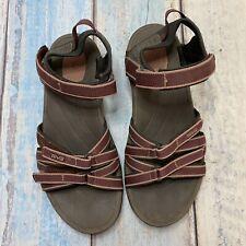 TEVA Womens Sport Sandals Outdoor Open Toe Water Hiking Purple Size 8