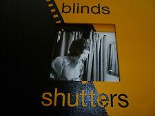 BLINDS & SHUTTERS DELUXE GENESIS PUBLICATIONS SIGNED BOOK MICHAEL COOPER