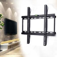"LCD LED Plasma TV Wall Bracket Mount For 26"" 28 30 32 40 42 46 47 50 52 55"" Inch"