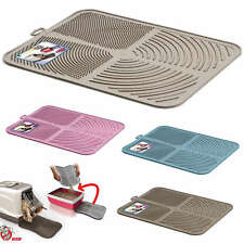 Cat Litter Tray Mat Clean Floor Pet Quality Box Pan Toilet Loo Kitten Scoop