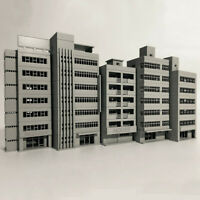 1/150 Outland Building Model N Scale Gauge Scene Modern House FOR GUNDAM Gifts