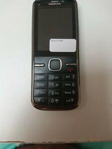 Nokia C5-00 - Black (Unlocked) Smartphone