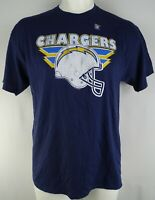 Los Angeles Chargers NFL Junk Food Men's Navy Short Sleeve T-Shirt style Back