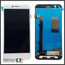 TOUCH SCREEN LCD DISPLAY SCHERMO PER VODAFONE SMART PRIME 7 4G VFD600 BIANCO