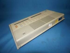 HP Agilent 3852A Front Panel Assy w/ Breakage