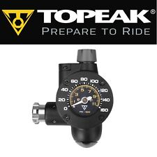 Topeak TAB-G2 Airbooster Co2 Inflator Pump w-Gauge MTB Road Bike