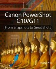 Canon PowerShot G10/G11: From Snapshots to Great Shots