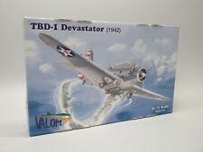 VALOM 1/72 - KIT TBD-1 DEVASTATOR 1942 - N° 72012