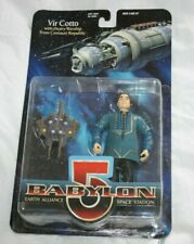 Babylon 5 - Vir Cotto - Action Figure - Sealed - (Premiere Toys)