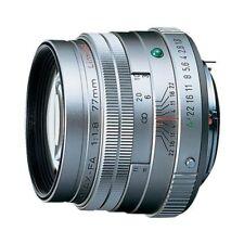 Near Mint! Pentax FA 77mm f/1.8 limited Sliver - 1 year warranty