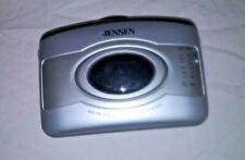 Jensen Scr-60 Portable Personal Stereo Tape Cassette Player Am/Fm Radio Walkman