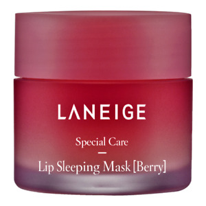 Laneige Lip Sleeping Mask - Berry (Limited Edition) 20g Womens Skin Care ~ K16