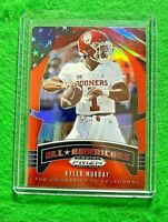 KYLER MURRAY PRIZM ORANGE CARD JERSEY #1 CARDINALS 2020 PANINI PRIZM DRAFT PICKS