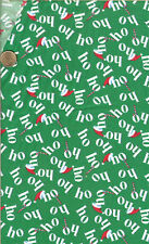 "OOP! CHRISTMAS HO HO HO WITH HAT AND CANDYCANES -  BTFQ - 18""X22"""