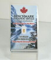 CANADA GOLD CARD 1/4 GRAIN 24k PURE GOLD 999 FINE FRACTIONAL GOLD