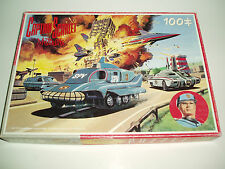 """Vintage """"Captain Scarlet and the Mysterons"""" jigsaw 1993."""