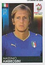 N°294 VIGNETTE PANINI AMBROSINI ITALIA EURO 2008  STICKER