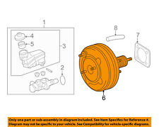 TOYOTA OEM 12-14 Camry-Power Brake Booster 4461006780