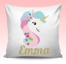 Unbranded Children's Personalised Decorative Cushions