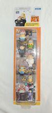 New Despicable Me 3 Minions 8 Pce Micro Figure Set Dru Gru Bratt Minion Clive