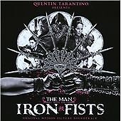 Various The Man With The Iron Fists CD Album[Quenton Taratino OST]