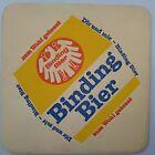 alter Bierdeckeln BINDING BIER - Römer Pils 🍺 B-25-1