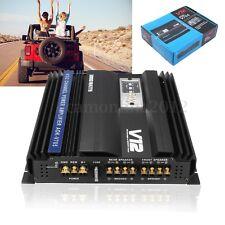 3800 Watt Car Audio Power Stereo Amplifier RMS 4 CH Channel Powerful Amp 4Ohm