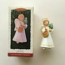 "NEW! Hallmark Collector""s S.CHRISTMAS VISITOR Ornament CHRISTKINDL,CHRISTKIND"